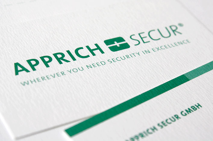 Apprich Secur GmbH Logo
