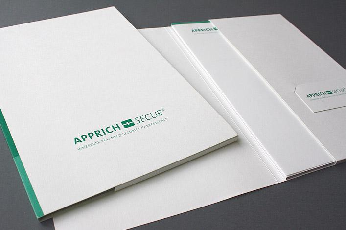 Apprich Secur GmbH Mappe