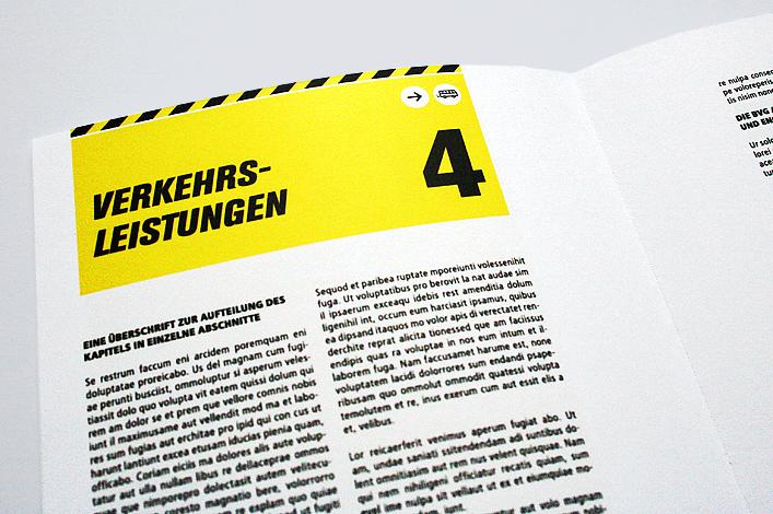 BVG Geschaeftsbericht 2012 / Pitch