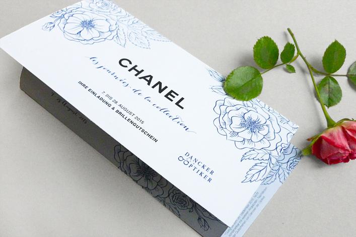 Dancker der Optiker Mailing Chanel