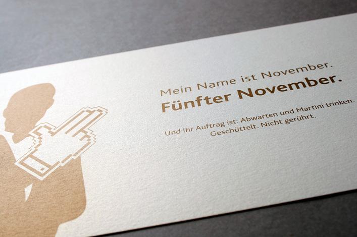 Deutsche Gesellschaft für Immobilienfonds DEGI-Lounge Mailing Stufe 1 // Foto: ©Agentur Kappa GmbH
