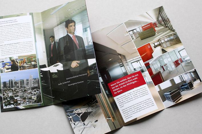 DEGI Deutsche Gesellschaft für Immobilienfonds Broschüren