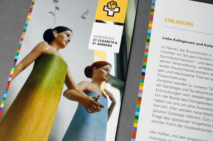 St. Elisabeth und St. Barbara Krankenhaus Einladung Foto:©Agentur Kappa GmbH