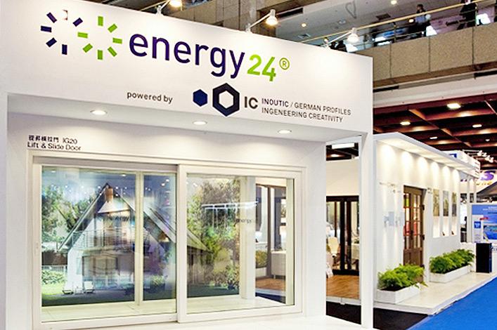 Energy24 Inc. Taipeh International BCD Exhibition