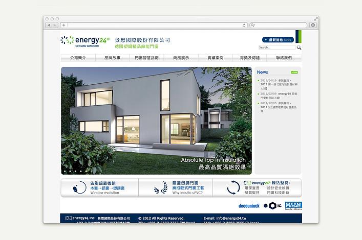 Energy24 Inc. Website