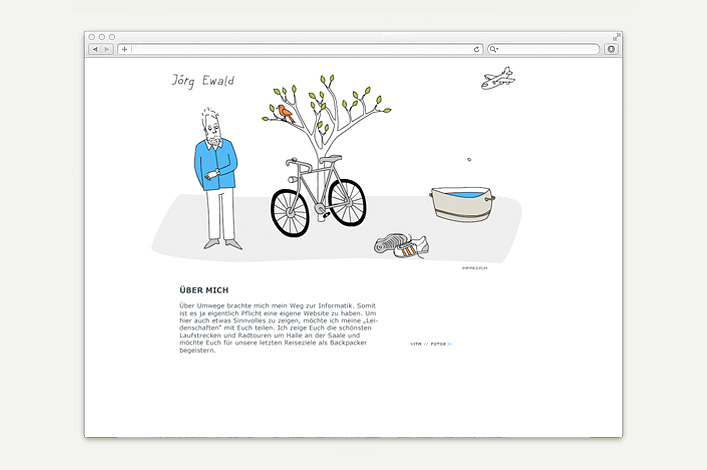 J. Ewald Website