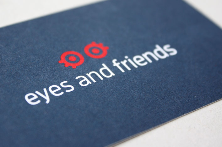 Eyes and Friends Logo