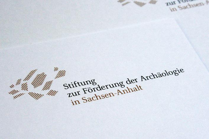 Stiftung zur Förderung der Archäologie in Sachsen-Anhalt Logo