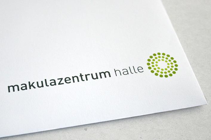 Makulazentrum Halle Logo