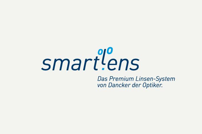 Dancker der Optiker Linsensystem smartlens Entwurf