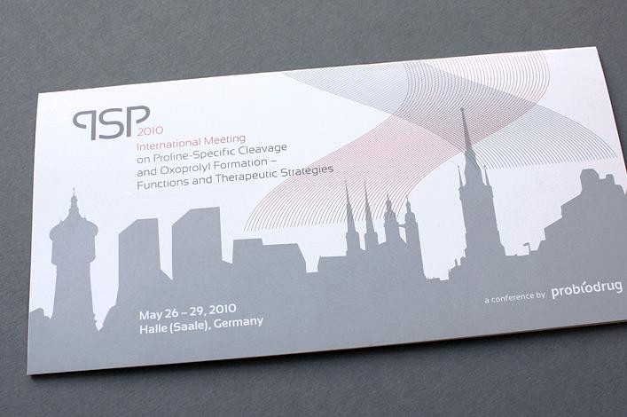 Probiodrug AG PSP Conference Folder