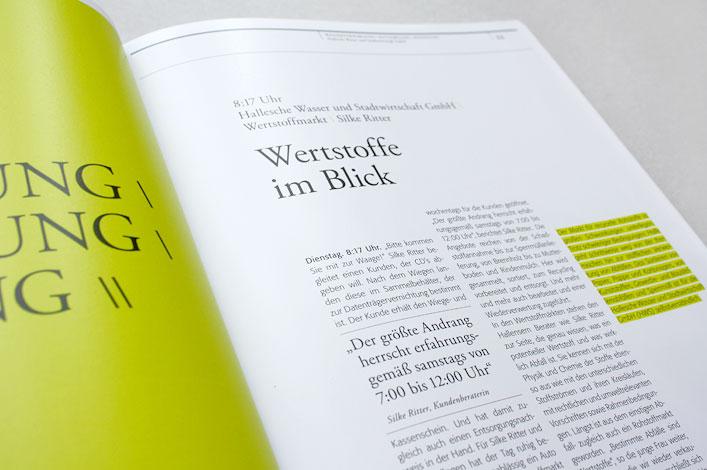 Stadtwerke Halle Geschäftsbericht 2009