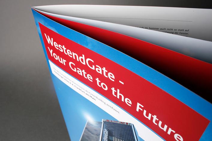 WestendGate Titel Broschüre