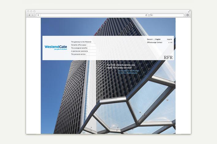 WestendGate Website